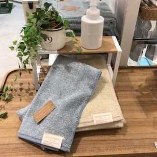 洗うほどに膨らむタオル