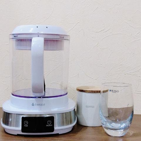 水出しコーヒーが20分!?
