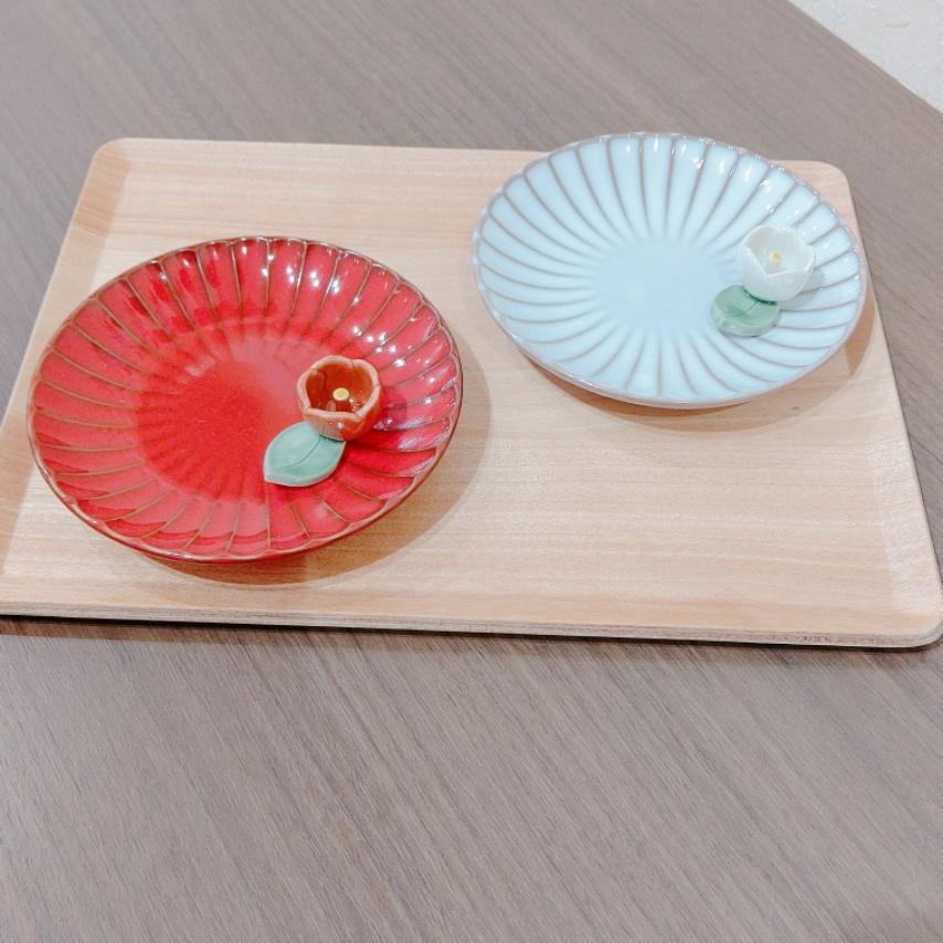 ペア皿&箸置きギフト