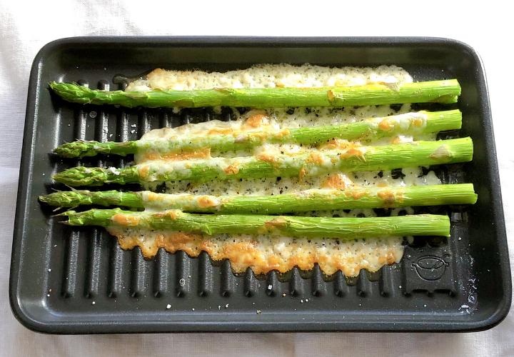 魚焼きグリルを汚さずにスピード調理する方法